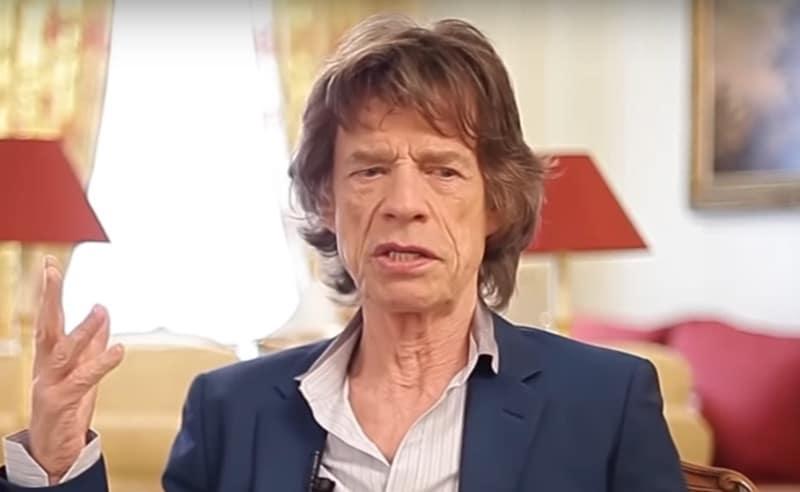 Mick Jagger Château Touraine