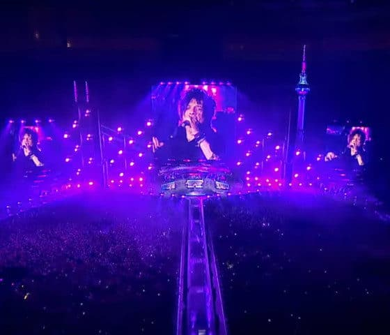 Indochine lance sa tournée 2021