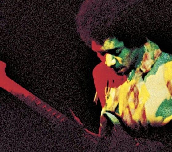 Découvrez l'édition vinyle 50ème anniversaire du Band of Gypsys de Jimi Hendrix
