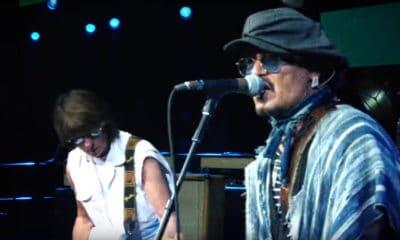 Johnny Depp et Jeff Beck sortent la vidéo du titre « Isolation »