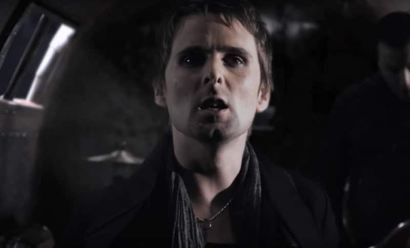 Matthew Bellamy dévoile le single Tomorrow's World