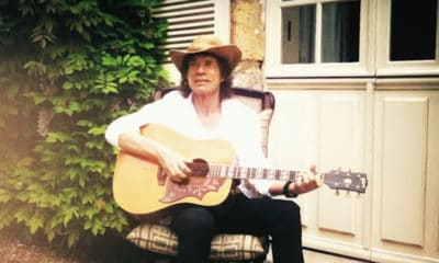 Mick Jagger en confinement
