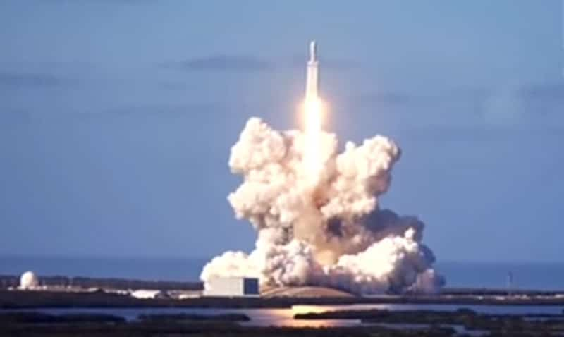 Space Oddity - SpaceX