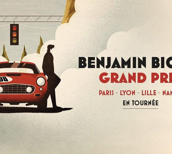 La billetterie de la tournée 2021 de Benjamin Biolay est ouverte