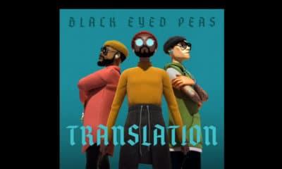Les Black Eyed Peas annoncent la sortie de l'album Translation