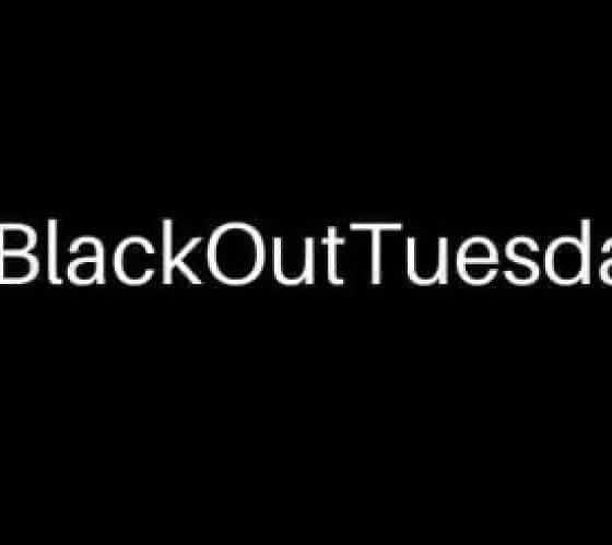 #BlackOutTuesday - 02/06/2020 : Un Black-Out Mondial