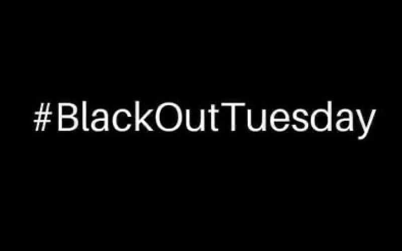 #BlackOutTuesday - 02/06/2020 : Un Black-Out Mondial