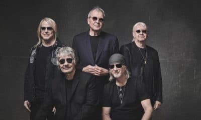 Deep Purple annonce la sortie de l'album Whoosh!