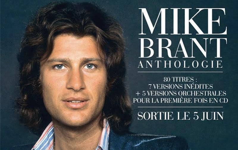 Mike Brant - L'anthologie Anniversaire de « Laisse moi t'aimer »