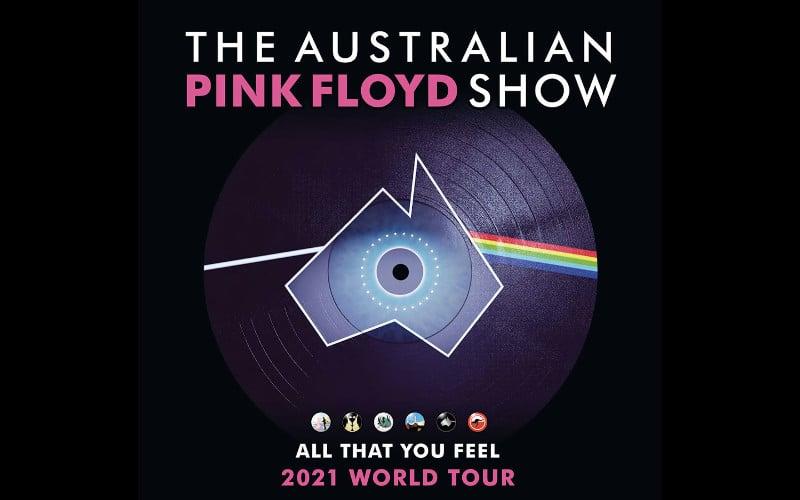 The Australian Pink Floyd sont de retour en France en janvier 2021