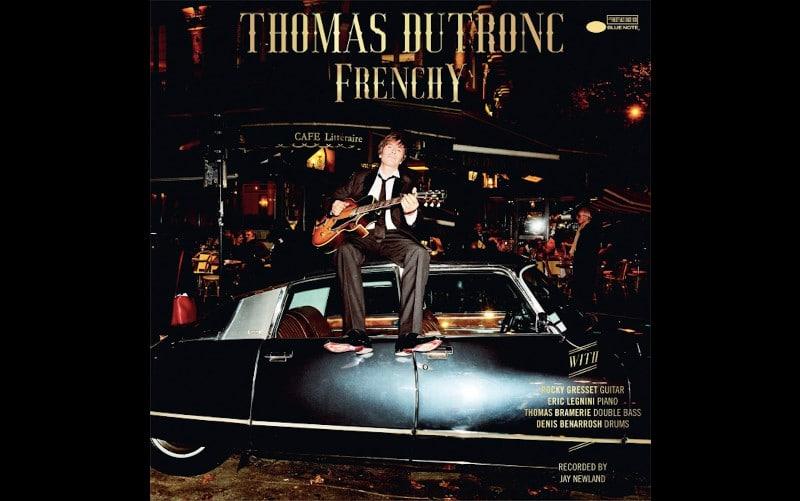 Thomas Dutronc sort un album 100% Frenchy