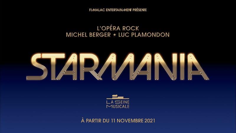 Le célèbre Opéra Rock Starmania de retour à Paris en 2021