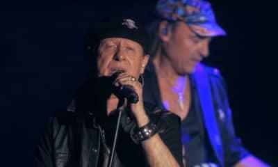 Scorpions célèbre les 30 ans du tube Wind of Change