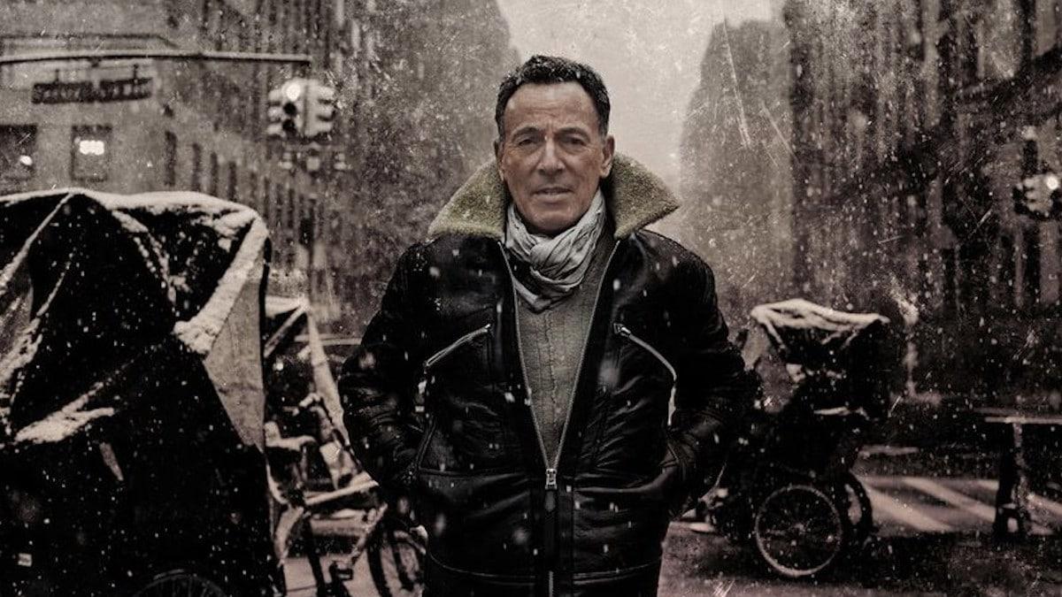Bruce Springsteen annonce la sortie de son nouvel album LETTER TO YOU