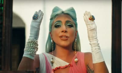 Lady Gaga dévoile le clip du single 911