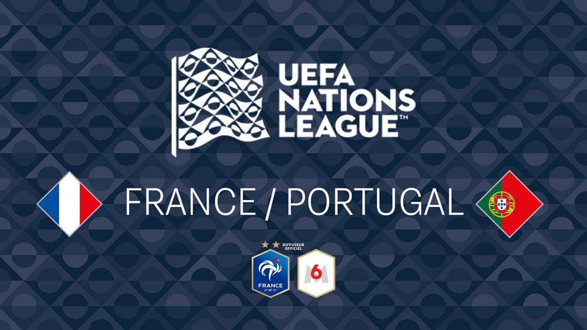 Ligue des Nations : France / Portugal
