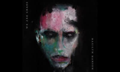 Marilyn Manson de retour avec l'album We Are Chaos