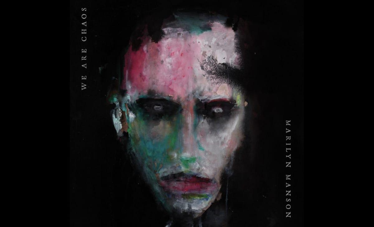 Marilyn Manson de retour avec l'album We Are Chaos