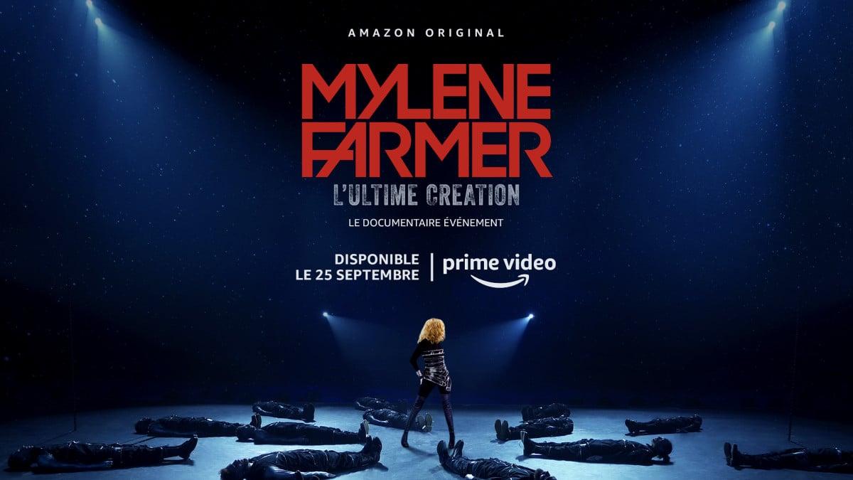 « Mylène Farmer, l'Ultime Création » disponible sur Amazon