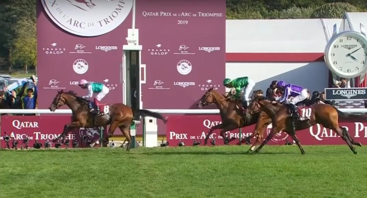 Le Quatar Prix de l'Arc de Triomphe diffusé sur M6 et Paris Première