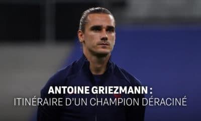Antoine Griezmann : Itinéraire d'un Champion Déraciné