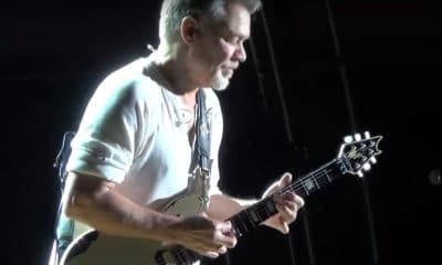 Eddie Van Halen est mort à l'âge de 65 ans