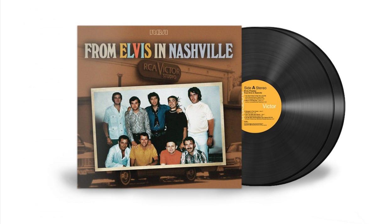 « From Elvis In Nashville » : Le coffret inédit du King