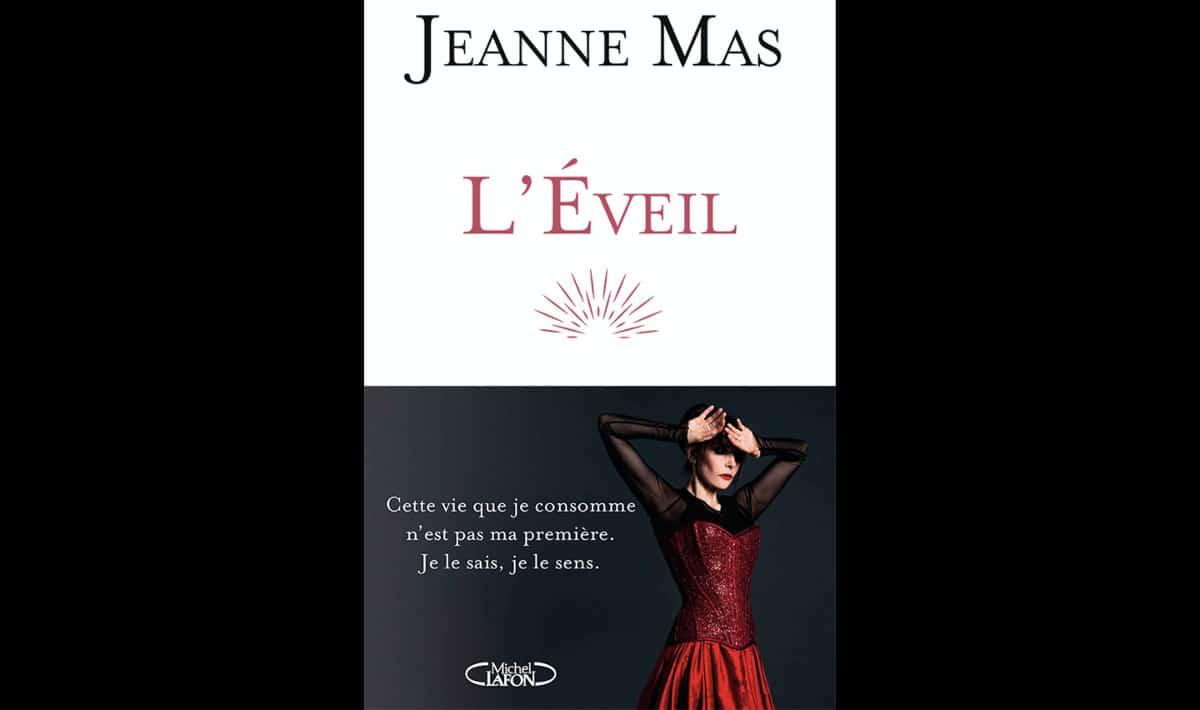 Jeanne Mas se dévoile dans un livre sur la réincarnation