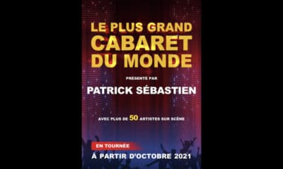 Le Plus Grand Cabaret Du Monde en tournée