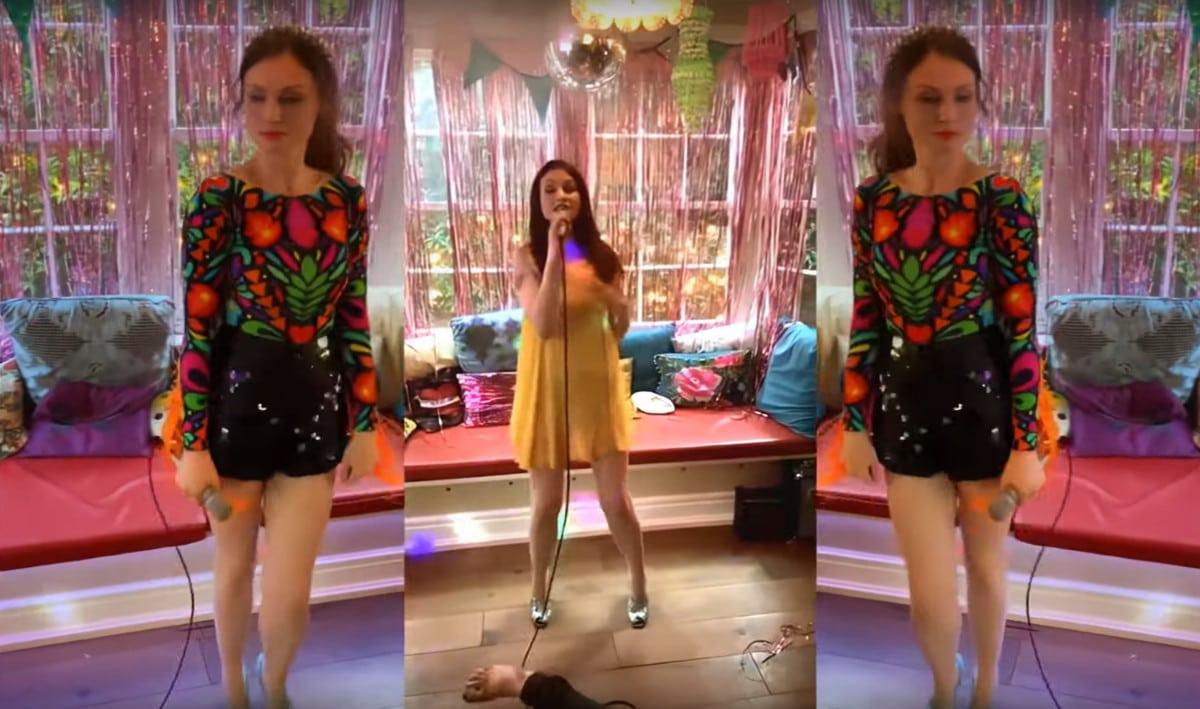 Sophie Ellis-Bextor de retour avec l'album « Kitchen Discos »