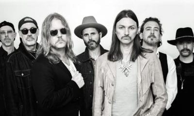 The Allman Betts Band en concert à Paris en 2021