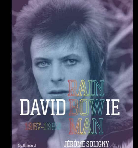 Découvrez « RainbowMan 1967-1980 », le nouveau livre sur David Bowie
