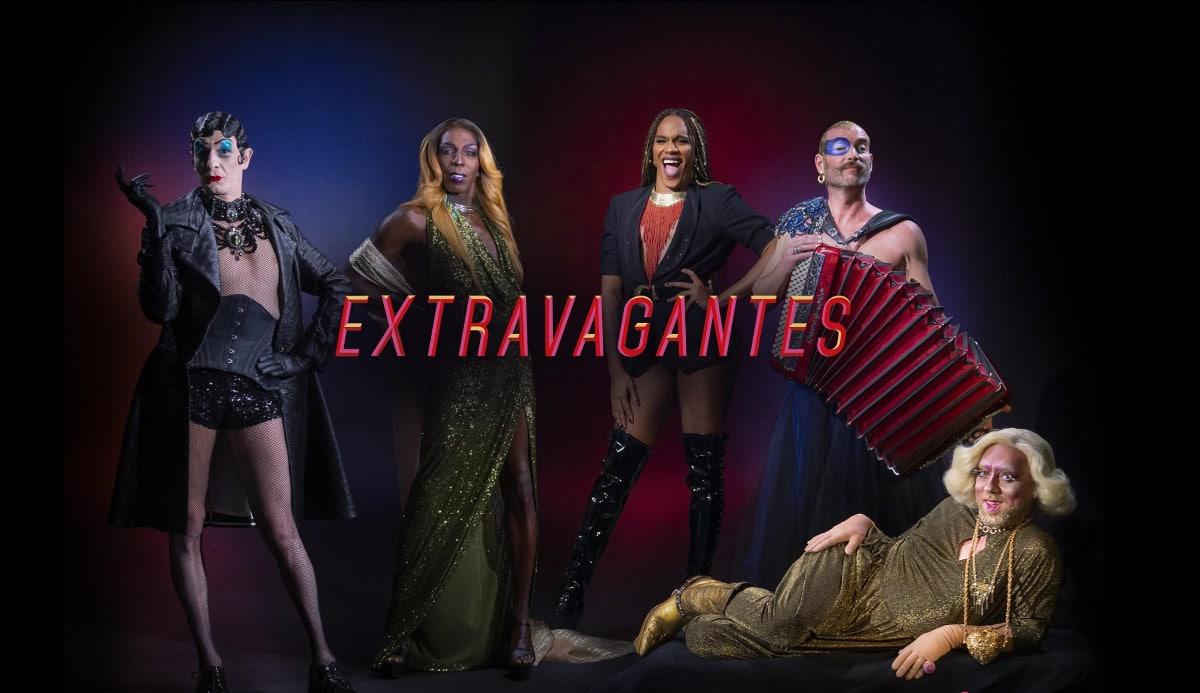 Extravagantes : le nouveau cabaret show de Paris Première