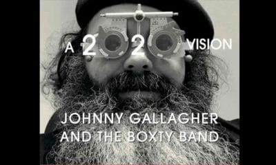 Johnny Gallagher & The Boxty Band présentent A 2020 Vision