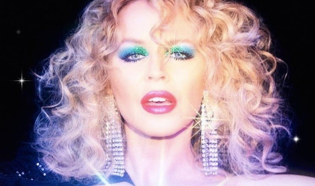 Kylie Minogue sort un nouvel opus baptisé « DISCO »