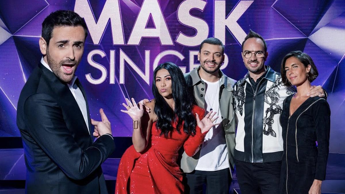 La finale de Mask Singer le 28 novembre sur TF1