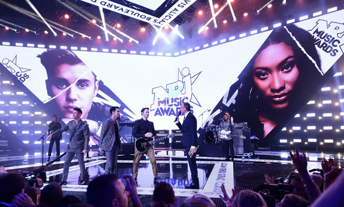 Les NRJ Music Awards de retour sur TF1