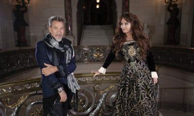 Sarah Brightman en duo avec Florent Pagny