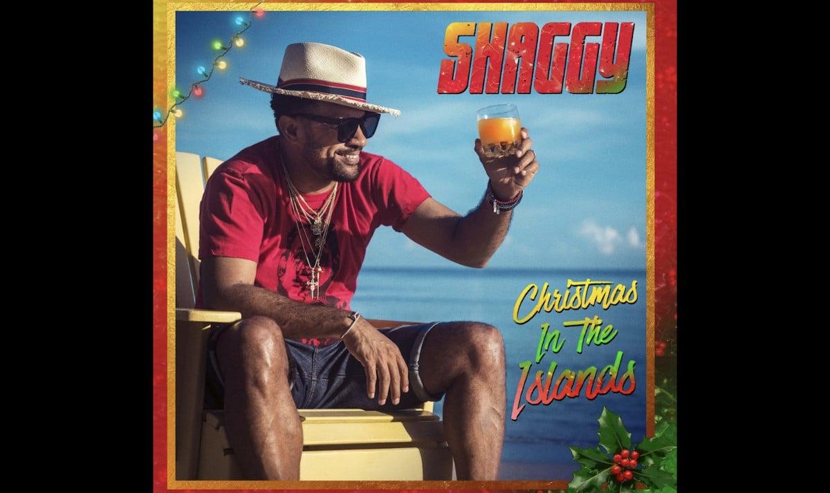 « Christmas In The Islands », l'album de Noel de Shaggy