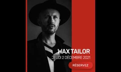 Wax Tailor annonce une tournée internationale pour 2021