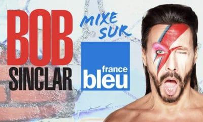 Bob Sinclar s'empare des platines de France Bleu pour le réveillon