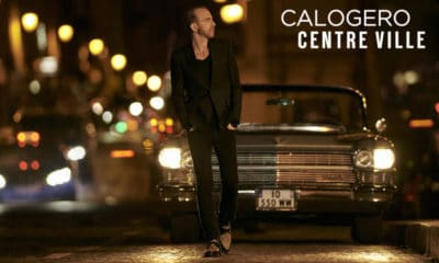 Calogero de retour avec l'album « Centre Ville »