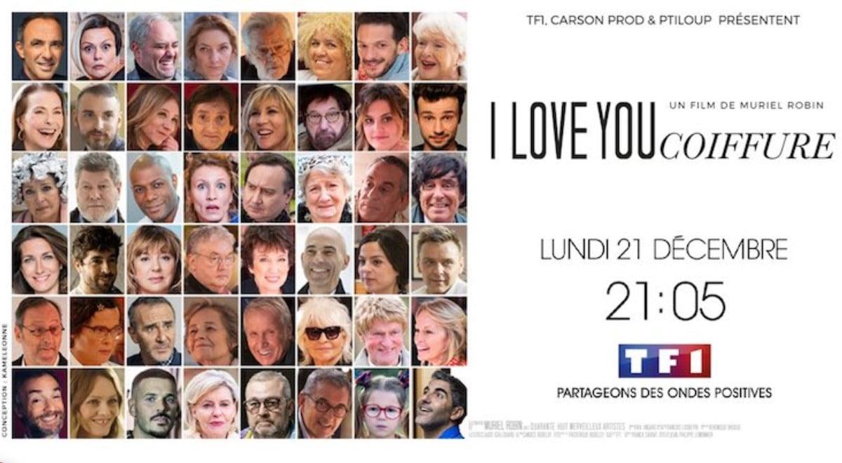 Muriel Robin sort « I love you coiffure », une comédie totalement barrée...