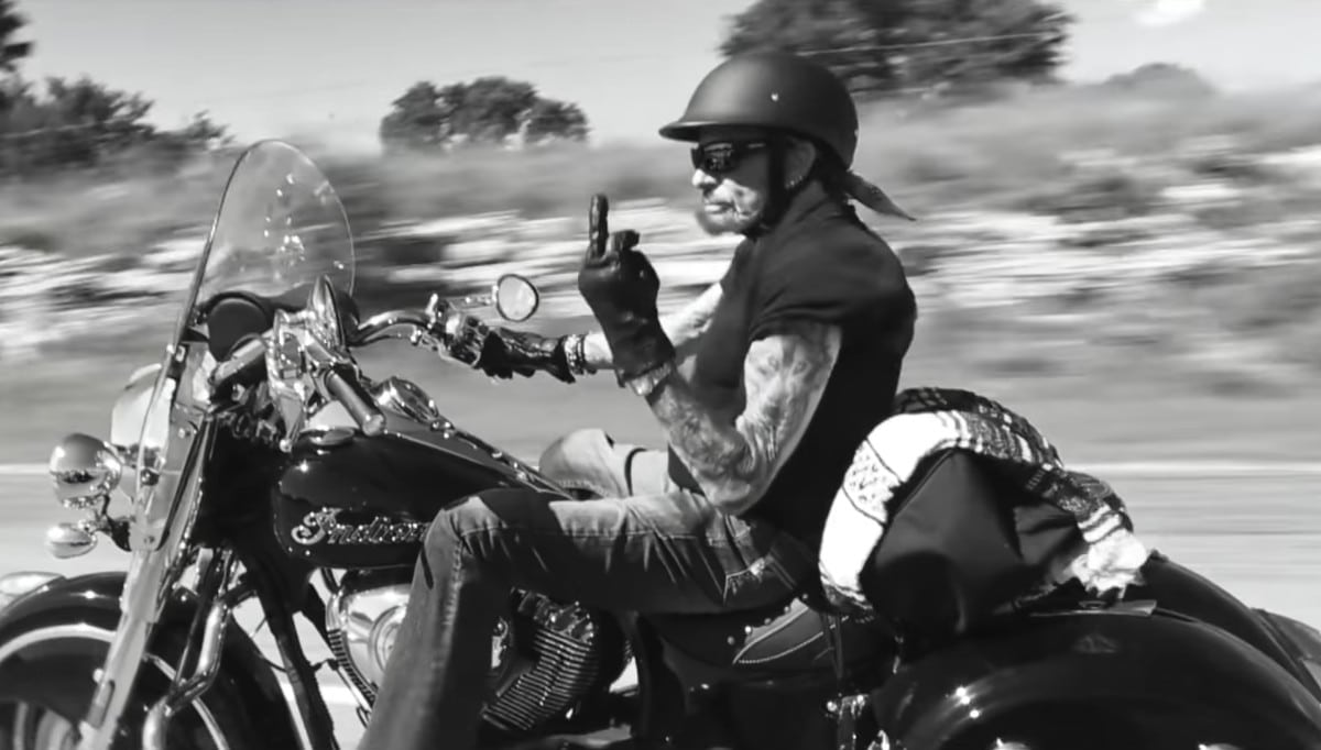 Le dernier road trip de Johnny Hallyday diffusé sur France 3