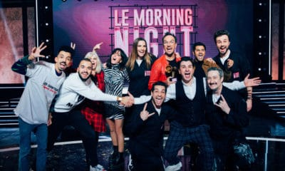 Michael Youn de retour en 2021 avec le Morning Night