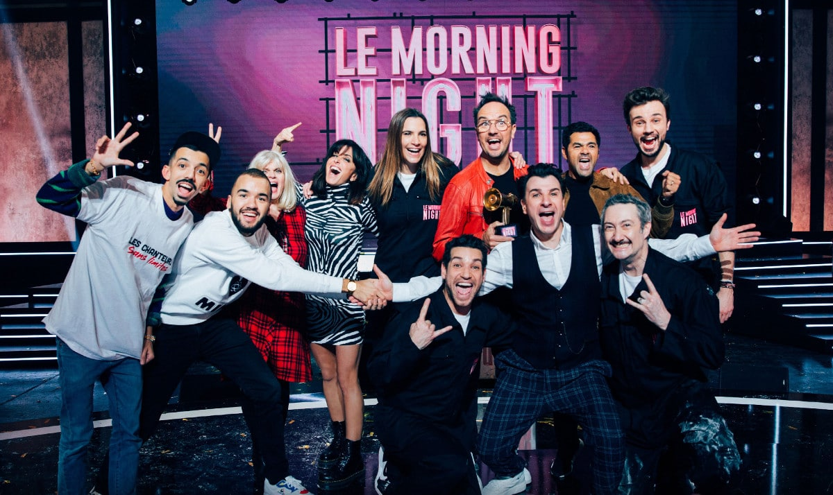 Michael Youn de retour en 2021 avec le Morning Night