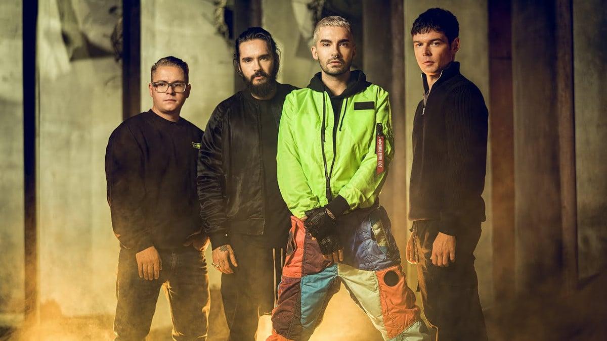 Tokio Hotel en concert à Paris et Lyon en 2021