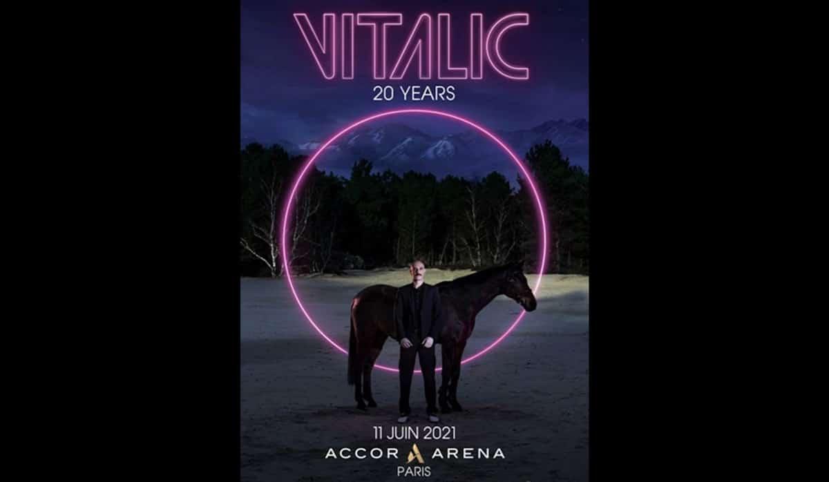 Vitalic fêtera ses 20 ans de carrière avec un concert événement