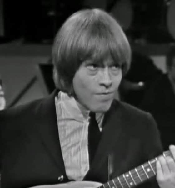 Portrait de Brian Jones, le fondateur des Rolling Stones