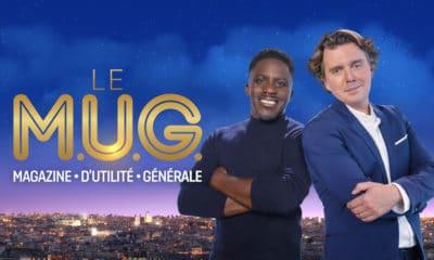 Le M.U.G. c'est le nouveau magazine satirique de M6
